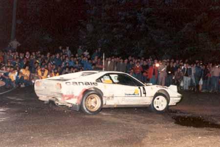Tonino Tognana Ferrari 308 Gtb Jolly Club