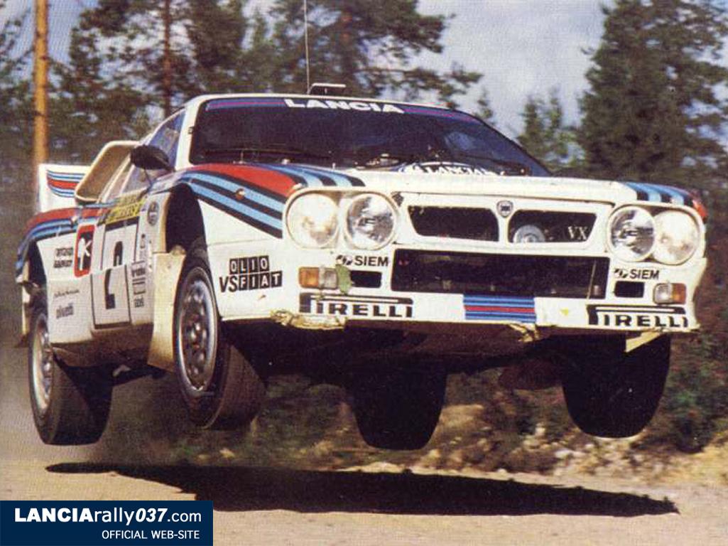 Lancia 037 Martini, Lancia 037 Martini ...